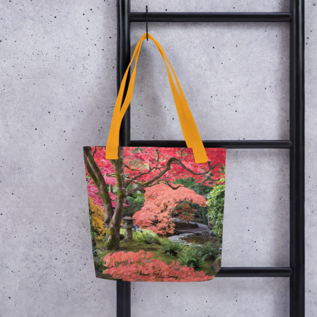 In The Fall - Tote Bag