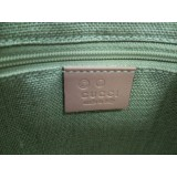 Gucci Women's Microguccissima Light Pink GG Calf Leather Dome Handbag 449658