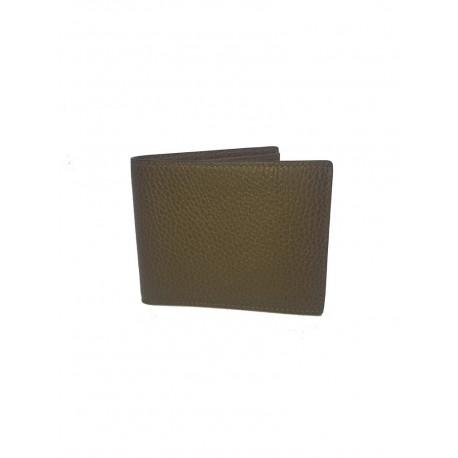 Gucci Mens Light Brown Cadon Dollar Calf Leather Wallet 260987