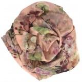 Gucci Blooms Womens Floral Cashmere Pink Geranea Scarf Wrap 406227