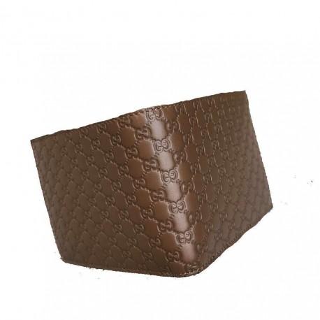 Gucci Men's Microguccissima GG Light Brown Soft Calf Leather Wallet 333042