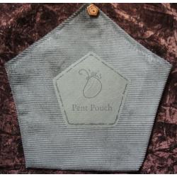 B'ee's pent Pouch Pent Shaped Vinyl