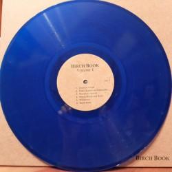 "Birch Book Vol. I  Vinyl 12"" Blue"