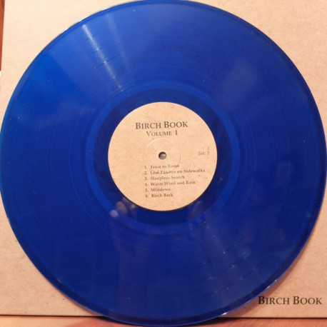Birch Book Vol. I  Vinyl 12