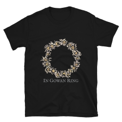 IGR Flower Ring Short-Sleeve Unisex T-Shirt
