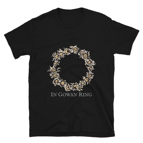 IGR Flower Ring Short-Sleeve Unisex T-Shirt