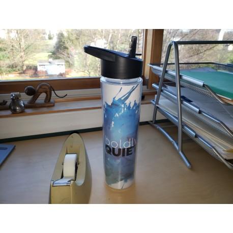 Boldly Quiet Water Bottle