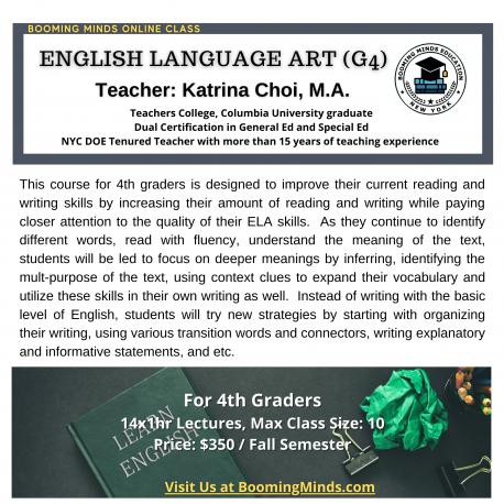 English Language Art (G4)