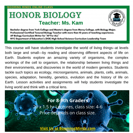 Honor Biology