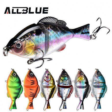 OUTLANDER Joint Fish Lure