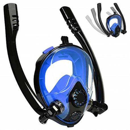 Double Tube Snorkel