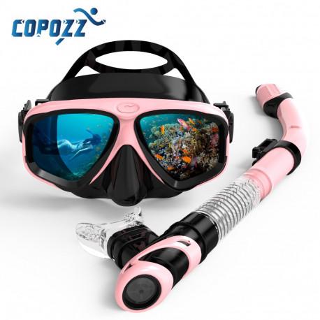 Scuba Diving Mask Set