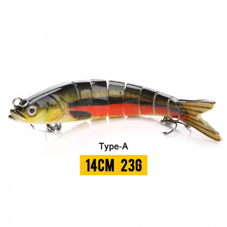 Sinking Wobblers Fishing Lures