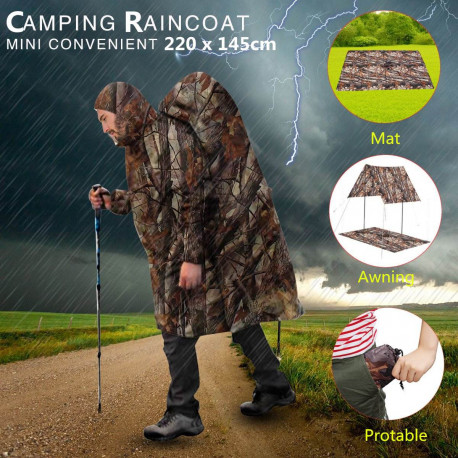 3 In 1 Supply Poncho