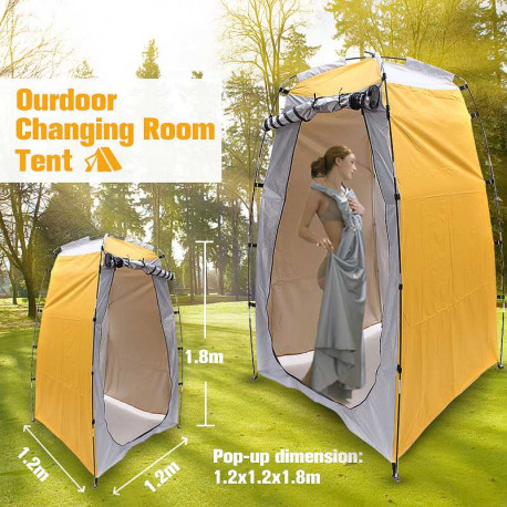 Changing  Tent