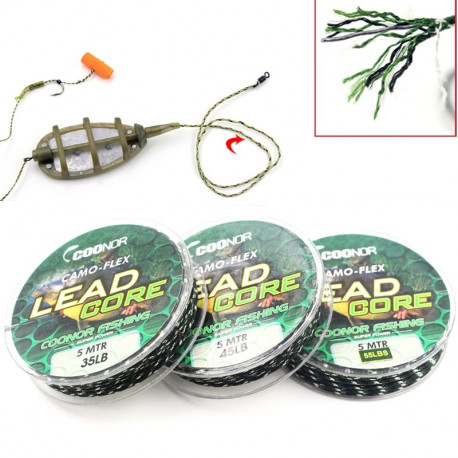 Leadcore  Braided Fishing Line