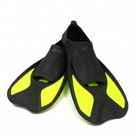 Webbed Diving Flippers