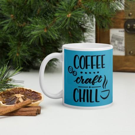 Coffee Craft Chill - Mug