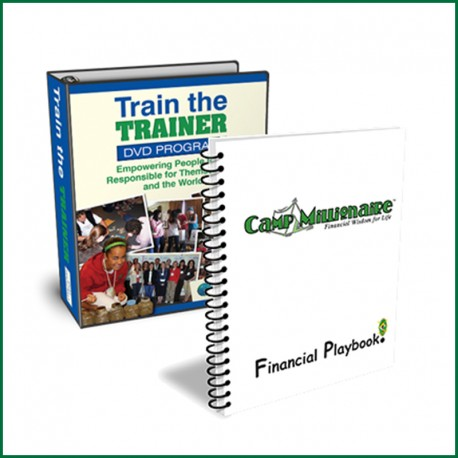 Camp Millionaire Curriculum Binder and Playbook - Printed