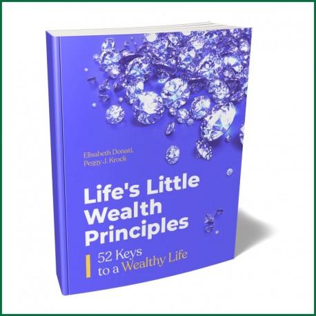 Life's Little Wealth Principles Journal - PDF