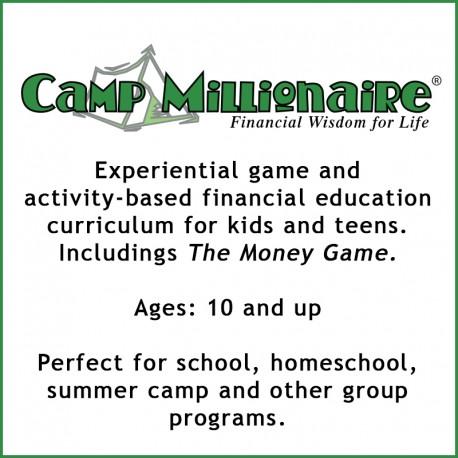 Camp Millionaire Curriculum - Online
