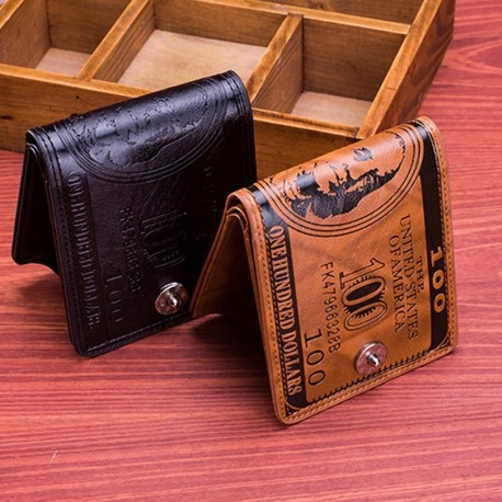 Leather Wallets for Boys and Girls