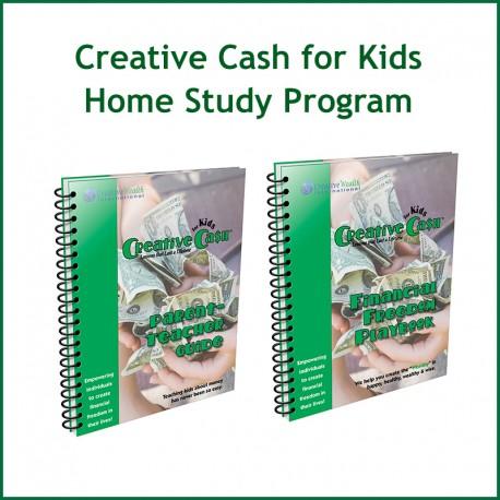 Creative Cash for Kids - Print
