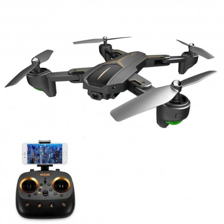 Foldable RC Drone Quadcopter VISUO XS812 GPS 5G WiFi  FPV w/ 5MP/4K HD Camera 15mins Flight Time Highly Manuverable