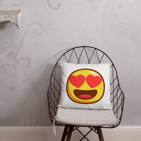 Happy Face Pillow Case