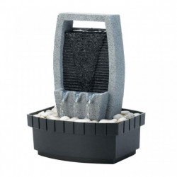 Cascading Water Wall Tabletop Fountain