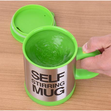 Self Stirring Coffee Cup Mug
