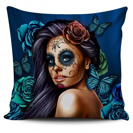 Tattoo Calavera Pillows