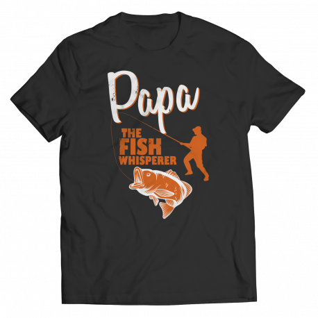 Papa The Fish Whisper