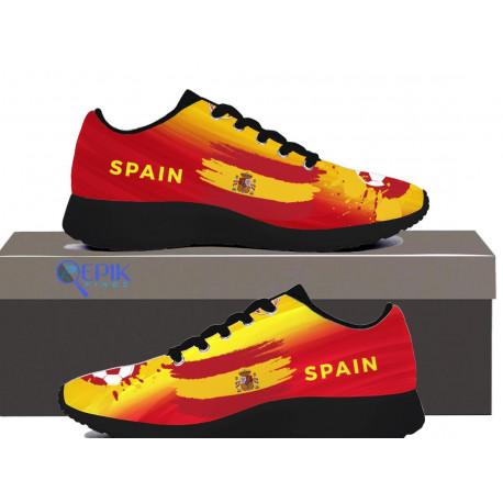 Spain Men's World Cup Sneakers