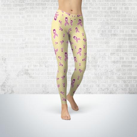 Cancer Print Leggings
