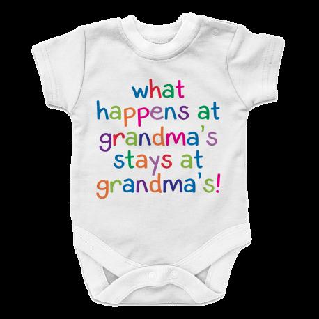 What Happens At Grandma's