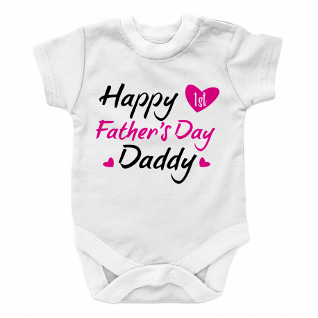 Happy 1st Fathers Day Daddy- Girl