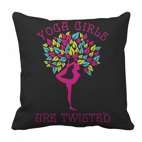 Limited Edition - Yoga Girls Are Twisted