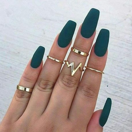 Women's ring 5 piece set