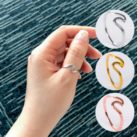 Silver Ring for Women Rose Gold Rings