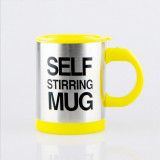 400 mL Mug Automatic Electric Lazy Self Stirring Mug