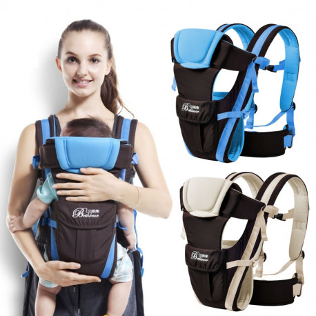 0-30 months baby carrier, ergonomic sling backpack pouch