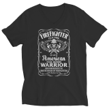 Firefighter Old Time Quality American Thick Skinned Warrior