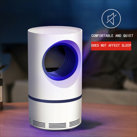 Low Voltage Ultraviolet Light USB Mosquito Killer Lamp