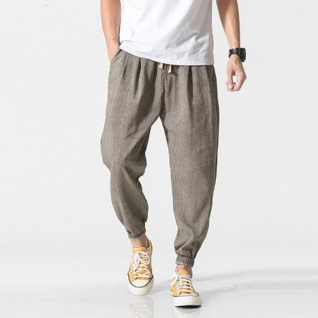 TRADITIONAL CASUAL HAREM PANTS FOR MEN