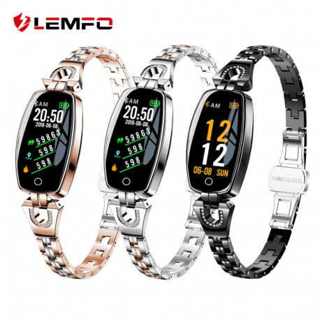 H8 SMART WATCH FOR WOMEN 2019/ WOMEN'S NEW BLUETOOTH SMARTWATCH