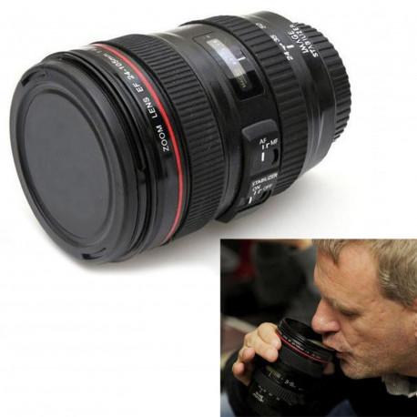Camera Lens Thermo Coffee Mug