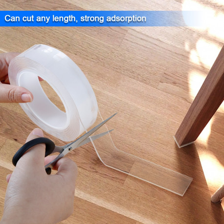 1/3/5M TRANSPARENT & DOUBLE-SIDED TAPE/WATERPROOF & ELECTRICAL FOR HOME REPAIR