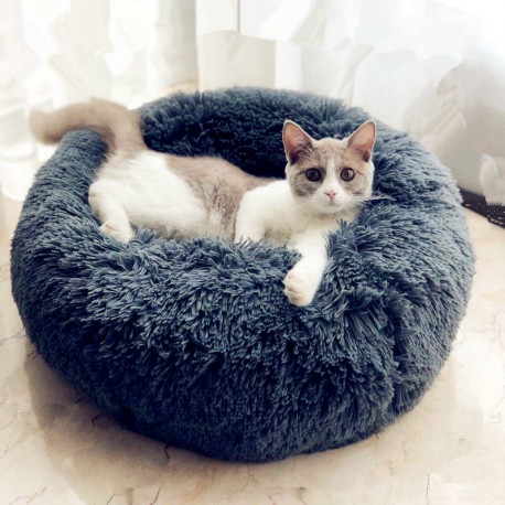 Round Plush for Cat and Dog