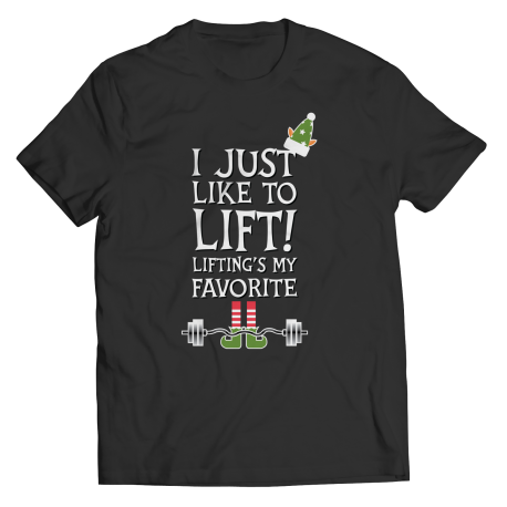 Lifting's My Favorite Christmas
